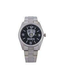 Game Time Men's Brooklyn Nets Elite Series Watch