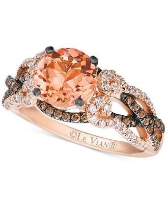 Morganite Gemstone Jewelry Macy s