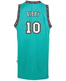 Men's Mike Bibby Vancouver Grizzlies Swingman Jersey