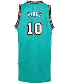 adidas Men's Mike Bibby Vancouver Grizzlies Swingman Jersey