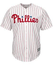Majestic Men's Philadelphia Phillies Replica Jersey