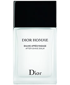 Dior Homme Eau for Men Aftershave Balm, 3.4 oz