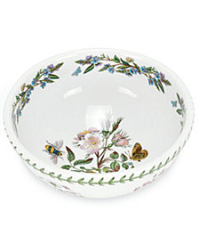 "Portmeirion Botanic Garden Serveware 9"" Salad Bowl"