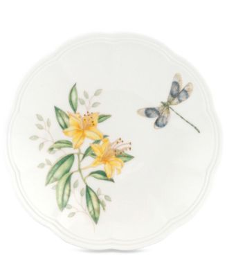 """Butterfly Meadow Party Plate, 6"""""""