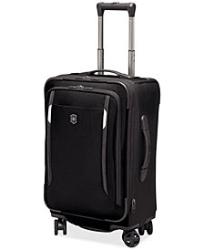 "CLOSEOUT! Victorinox Werks Traveler 5.0 22"" Carry-On Expandable Dual Caster Spinner Suitcase"