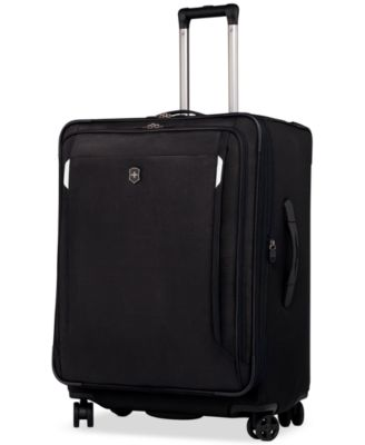 """CLOSEOUT! Victorinox Werks Traveler 5.0 27"""" Expandable Dual Caster Spinner Suitcase"""