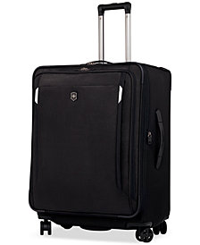 "CLOSEOUT! Victorinox Werks Traveler 5.0 27"" Expandable Dual Caster Spinner Suitcase"