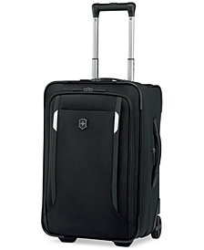 "CLOSEOUT! Victorinox Werks Traveler 5.0 20"" Rolling Carry-On Expandable Suitcase"