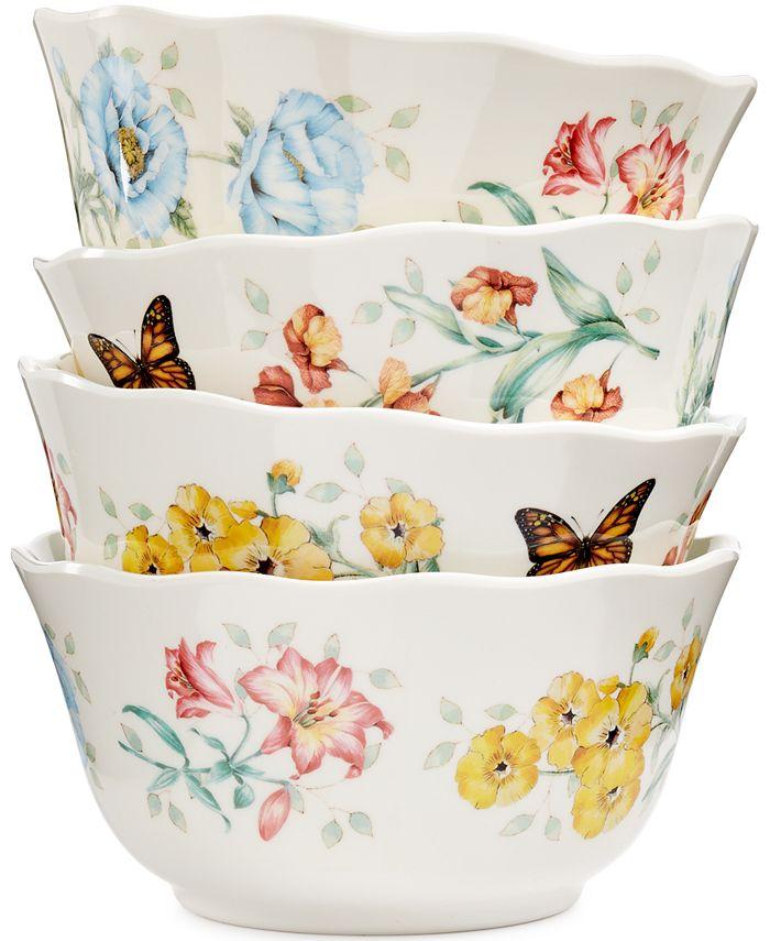 Lenox - Butterfly Meadow S/4 set