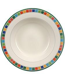 Dinnerware, Twist Alea Rim Soup Bowl