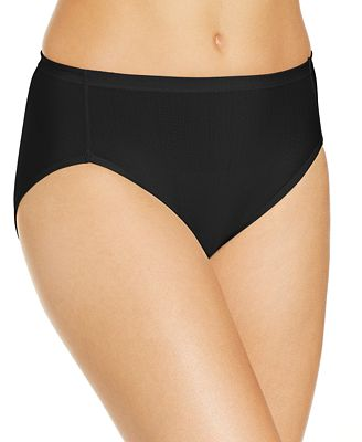 Vanity Fair Cooling Touch High-Cut Brief 13124