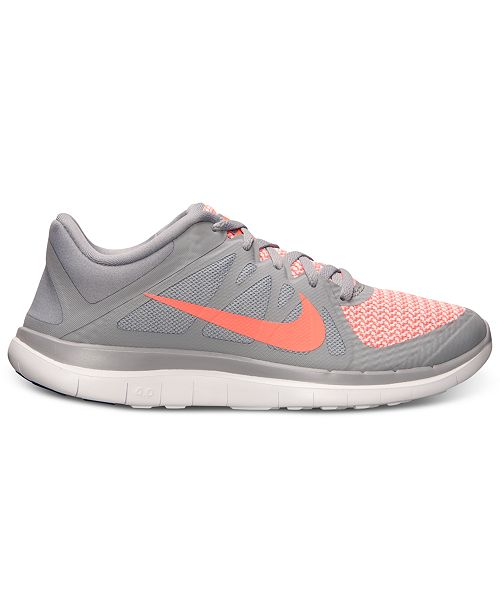 wholesale dealer eaafc 9ebe2 ... Nike Women s Free 4.0 V4 Running Sneakers from Finish Line ...