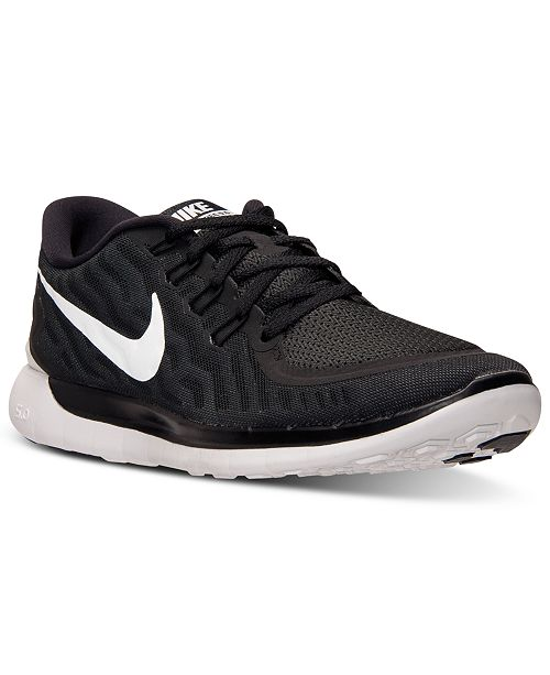 timeless design b7470 678a0 ... Nike Men s Free 5.0 2014 Running Sneakers from Finish Line ...