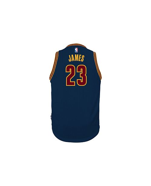 ... adidas Kids  LeBron James Cleveland Cavaliers Swingman Jersey 9a0787439