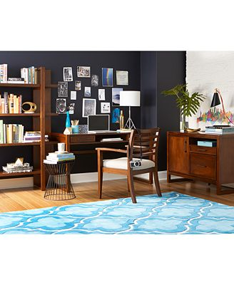 Battery Park Home Office Furniture Collection, Created For Macy'S
