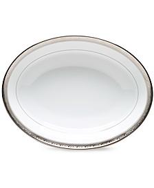 Dinnerware, Crestwood Platinum Oval Vegetable Dish