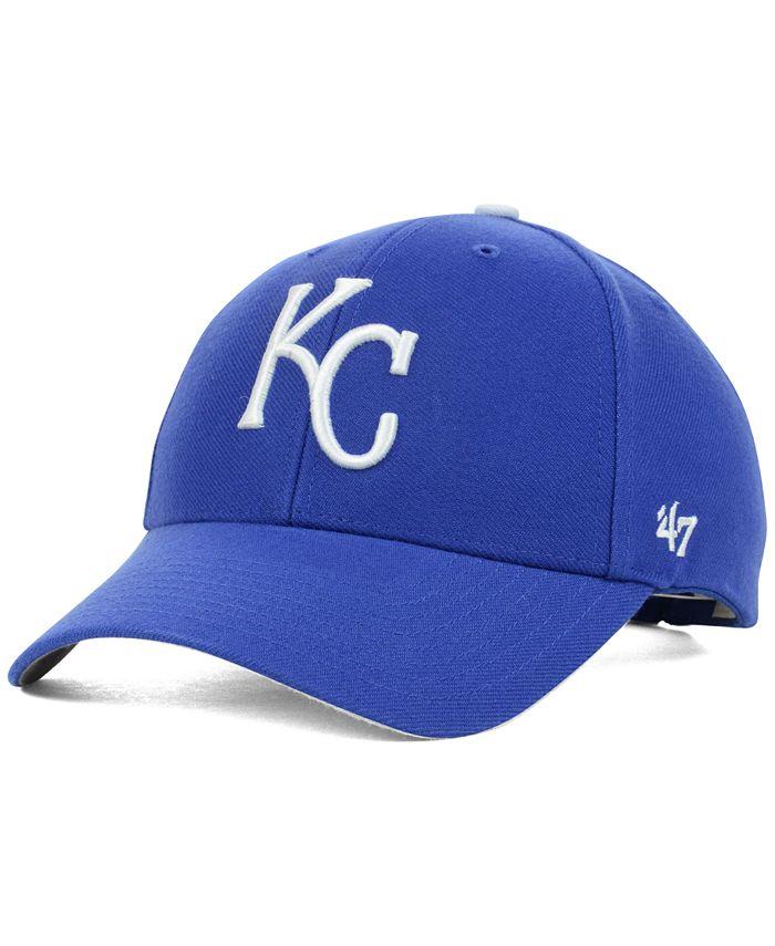 '47 Brand - Kansas City Royals MVP Curved Cap
