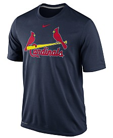 Nike Men's St. Louis Cardinals Legend Wordmark T-Shirt