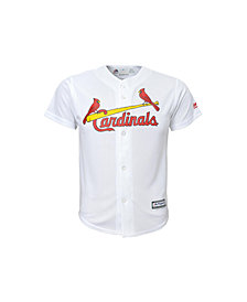 Majestic Kids' St. Louis Cardinals Replica Jersey, Big Boys (8-20)