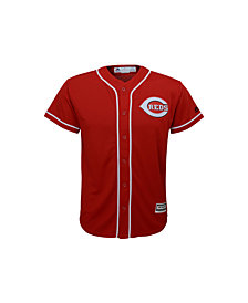 MajesticCincinnati Reds Replica Jersey, Big Boys