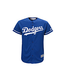 MajesticLos Angeles Dodgers Replica Jersey, Big Boys
