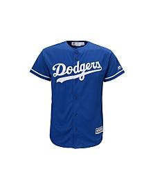 MajesticLos Angeles Dodgers Replica Jersey, Big Boys