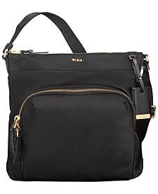 Tumi Voyageur Capri Crossbody Bag   Reviews - Duffels   Totes - Luggage -  Macy s e5a84952e6eec