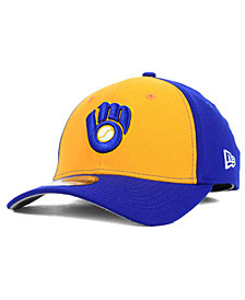 New Era Milwaukee Brewers Core Classic 39THIRTY Cap