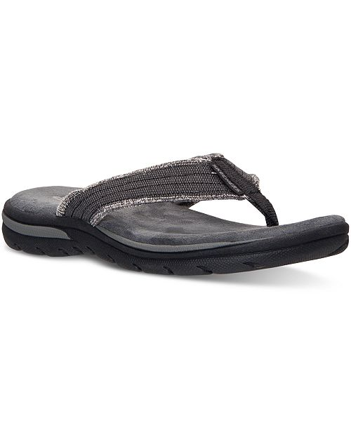 ba87bc38a81 Skechers. Men s Relaxed Fit  Supreme - Bosnia Sandals from Finish Line. 100  reviews. main image ...