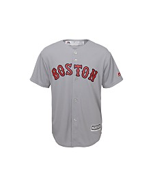 Majestic Kids' Boston Red Sox Replica Jersey, Big Boys (8-20)
