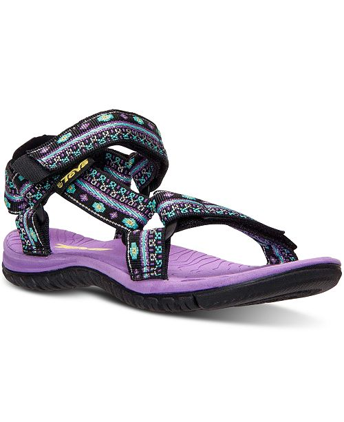 00291d3c932c Teva Little Girls  Hurricane 3 Sandals from Finish Line   Reviews ...