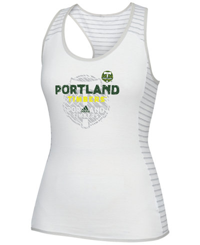 adidas Women's Portland Timbers Tank