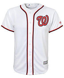 Majestic Washington Nationals Replica Jersey, Big Boys