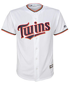 Majestic Minnesota Twins Replica Jersey, Big Boys