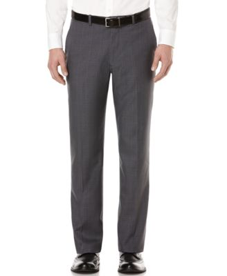 Image of Perry Ellis Portfolio Straight-Fit Performance Stretch Dress Pants