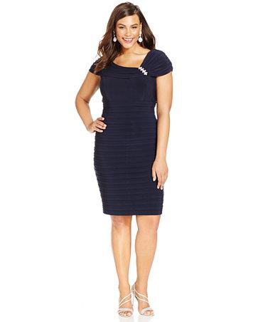 Xscape Plus Size Dresses Size Chart Plus Size Tops
