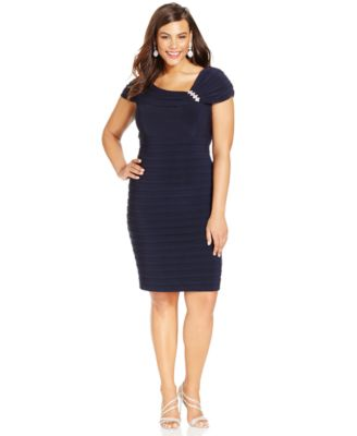 Plus Size Cocktail Dresses: Shop Plus Size Cocktail Dresses - Macy's