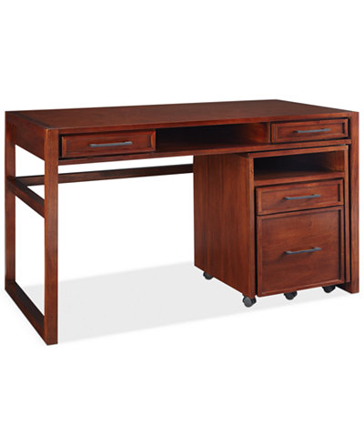 Battery Park 2 Piece Home Office Furniture Set