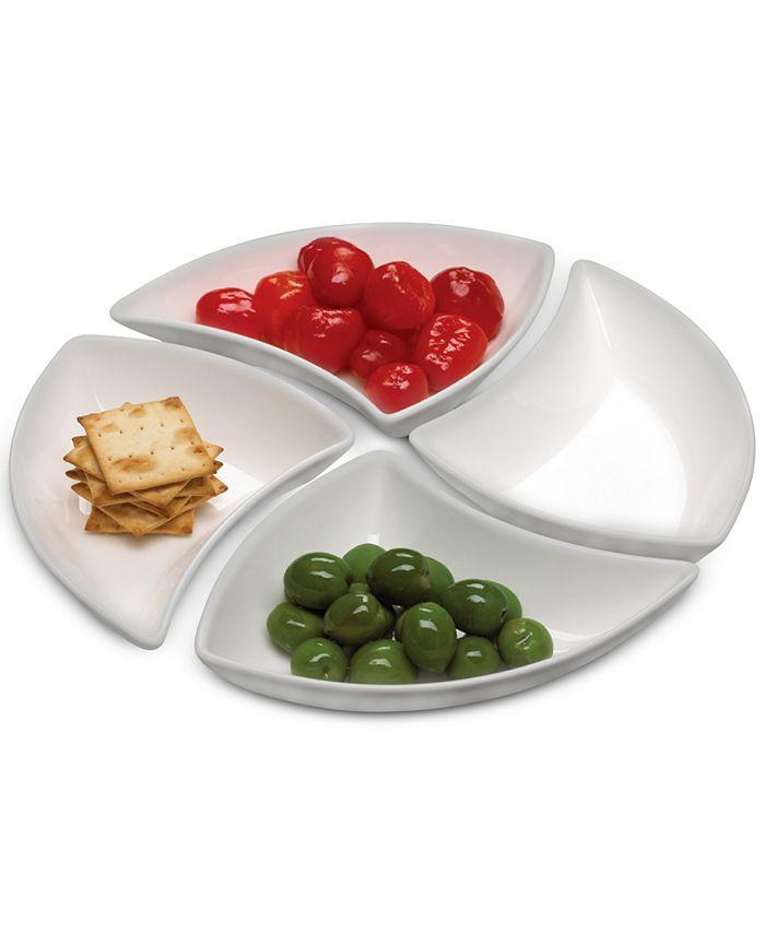 Villeroy & Boch - New Wave Set of 4 Appetizer Dishes