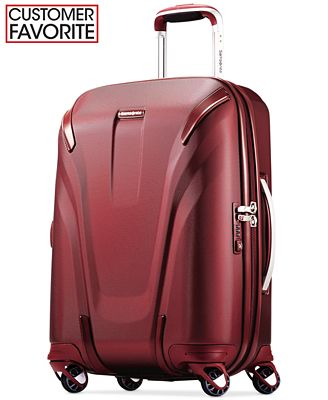 CLOSEOUT! 60% OFF Samsonite Silhouette Sphere 2 Hardside 22