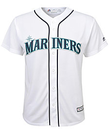 Majestic MLB Replica Cool Base Jersey, Little Boys (4-7)