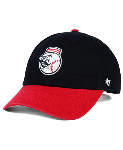 '47 Brand Cincinnati Reds Core Clean Up Cap
