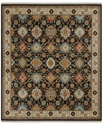 """CLOSEOUT! Sovereign Emir 5'9"""" x 9' Area Rug"""