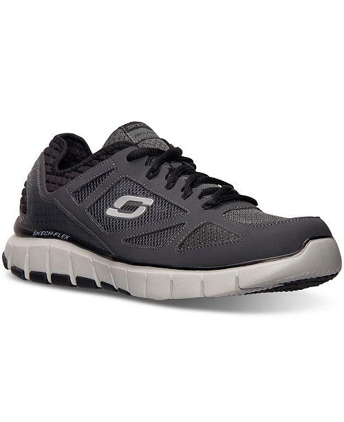 Herren Skechers Reg Skech Flex Life Force Running Schuhe