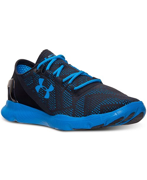 quality design f9d76 b8cb1 ... Under Armour Men's Speedform Apollo Vent Running Sneakers from Finish  ...