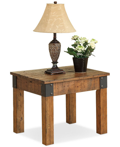 Copper Hill End Table, Quick Ship