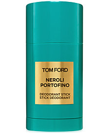 Tom Ford Neroli Portofino Deodorant Stick, 2.6 oz