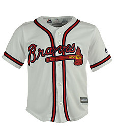 Majestic Toddlers' Atlanta Braves Replica Jersey
