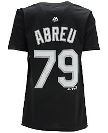 Majestic Kids' Jose Abreu Chicago White Sox Player T-Shirt