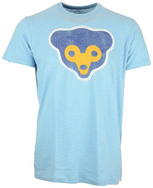 '47 Brand Men's Chicago Cubs Scrum T-Shirt